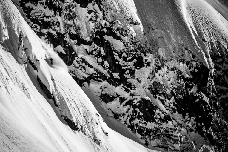Dave Short Slaying The Whistler Backcountry